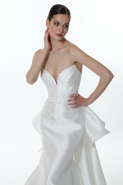 E0755 Zaffiro - Valentini Vestito da sposa