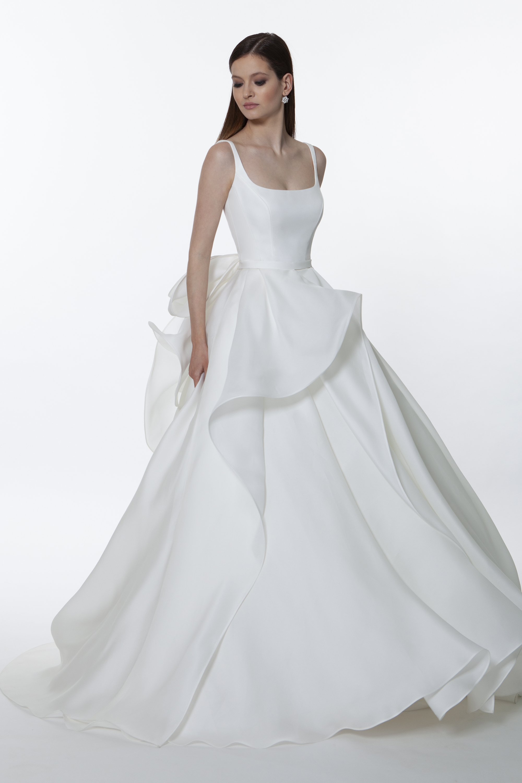 E0756 Lava - Valentini Vestito da sposa