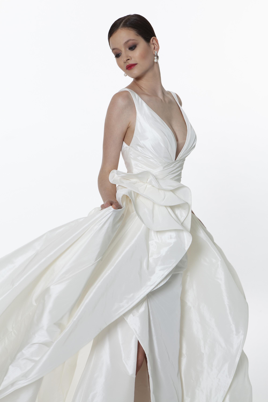 E0757 Ashley - Valentini Abiti da matrimonio