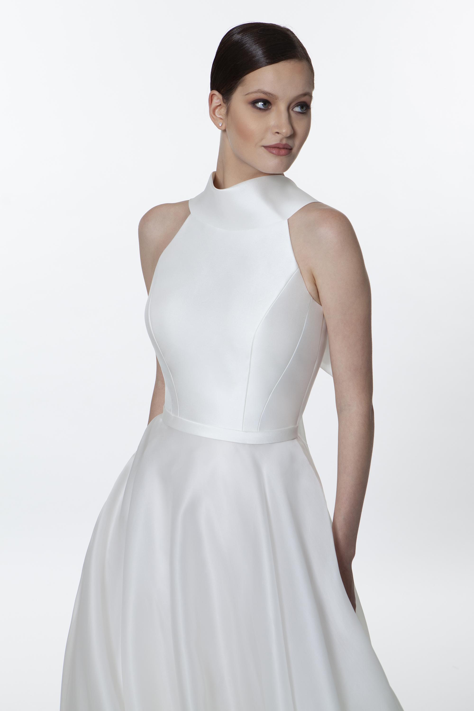 E0759 Quarzo - Valentini Vestito da sposa