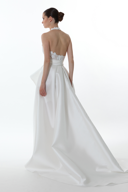 E0763 Topazio - Valentini Vestito da sposa
