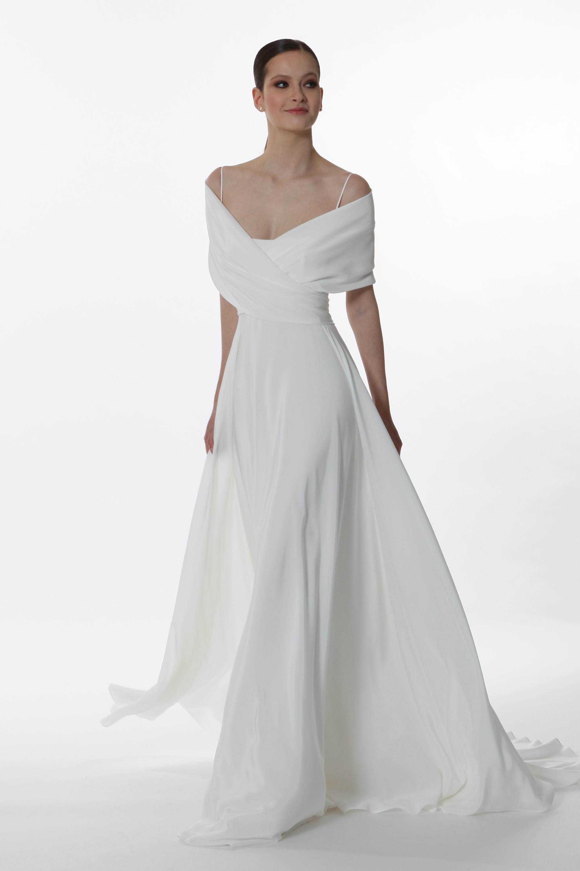 E0771 Madreperla - Valentini Abiti da sposa