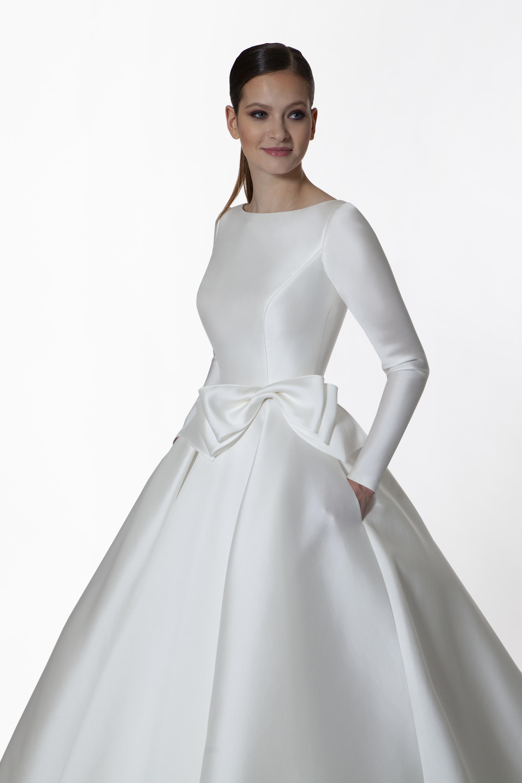 E0773 Olivina - Valentini Vestito da sposa