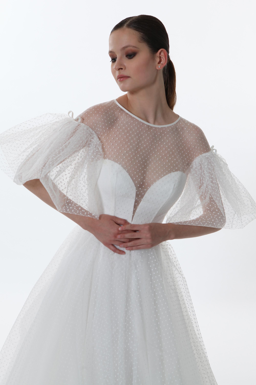 E0778 Agata - Valentini Vestito da sposa
