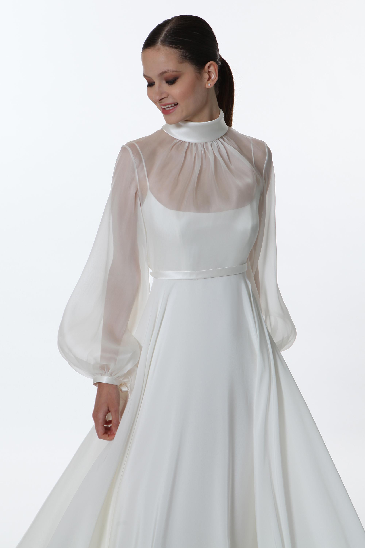 E0779 Topazio - Valentini Vestito da sposa