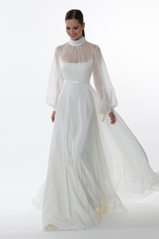E0779 Topazio - Valentini Abiti da sposa