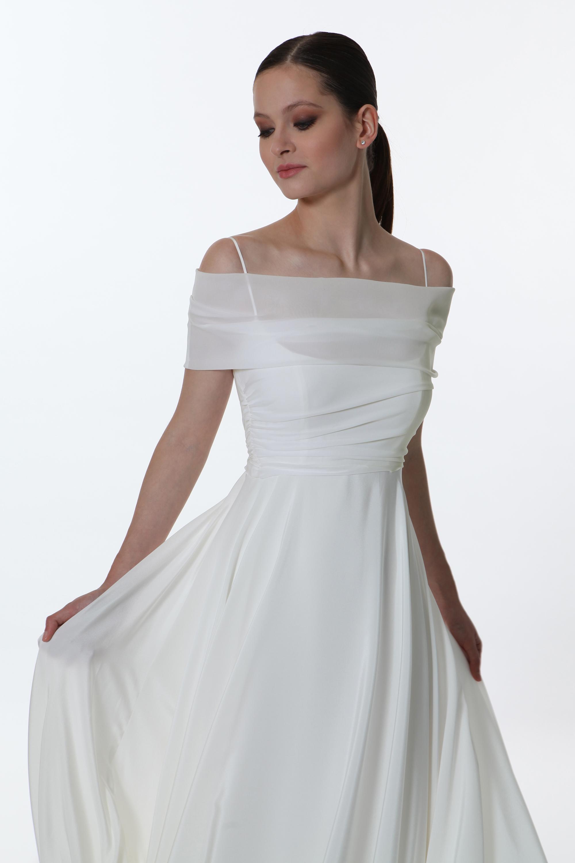 E0780 Avventurina - Valentini Vestito da sposa