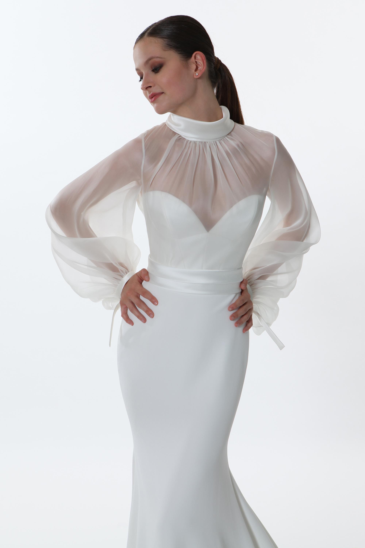 E0782 Angelite - Valentini Vestito da sposa
