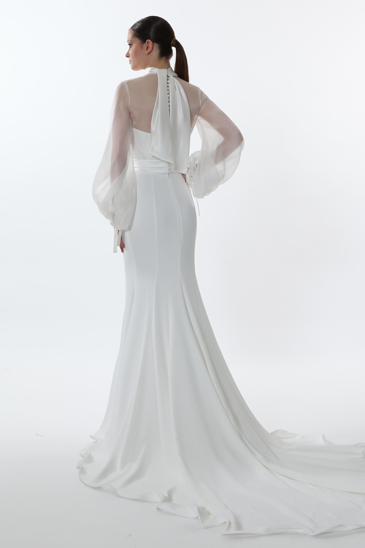 E0782 Angelite - Valentini Abiti da matrimonio