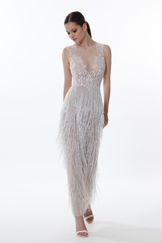 V1252 Lorenza - Valentini Vestito da sposa