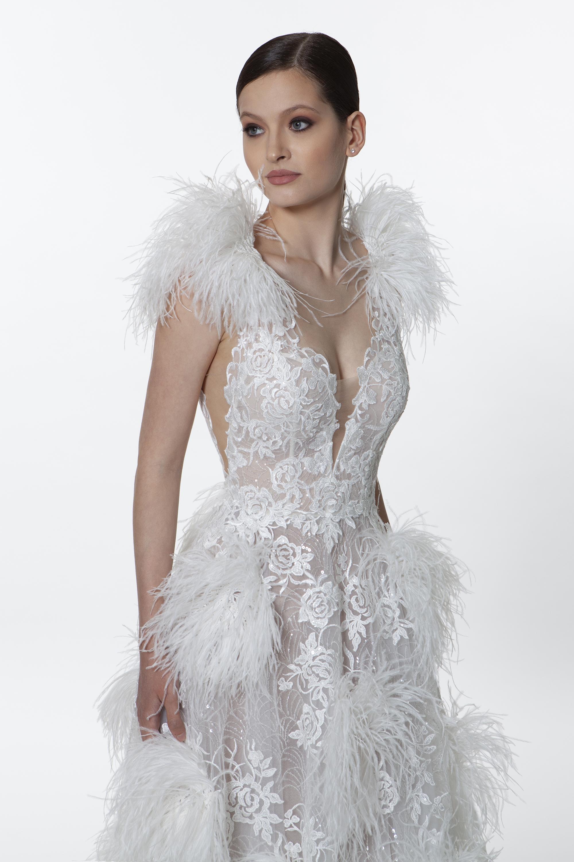 V1258 Venere - Valentini Vestito da sposa