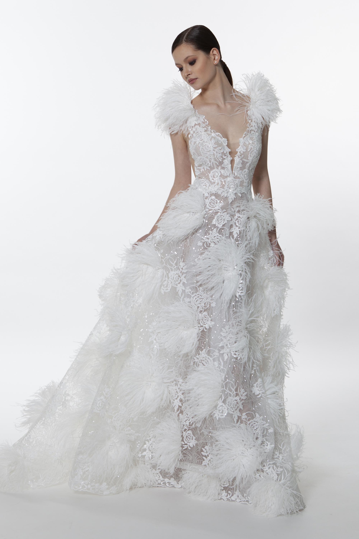 V1258 Venere - Valentini Abiti da sposa