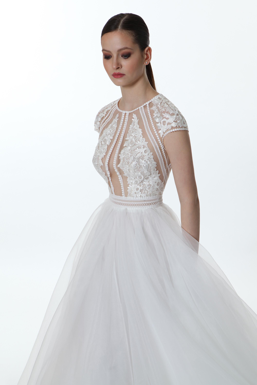 V1260 Roberta - Valentini Vestito da sposa