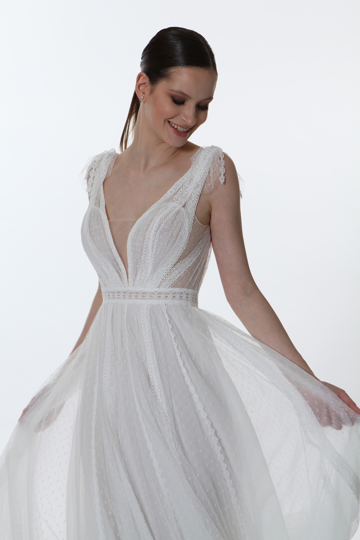 V1261 Giove - Valentini Vestito da sposa