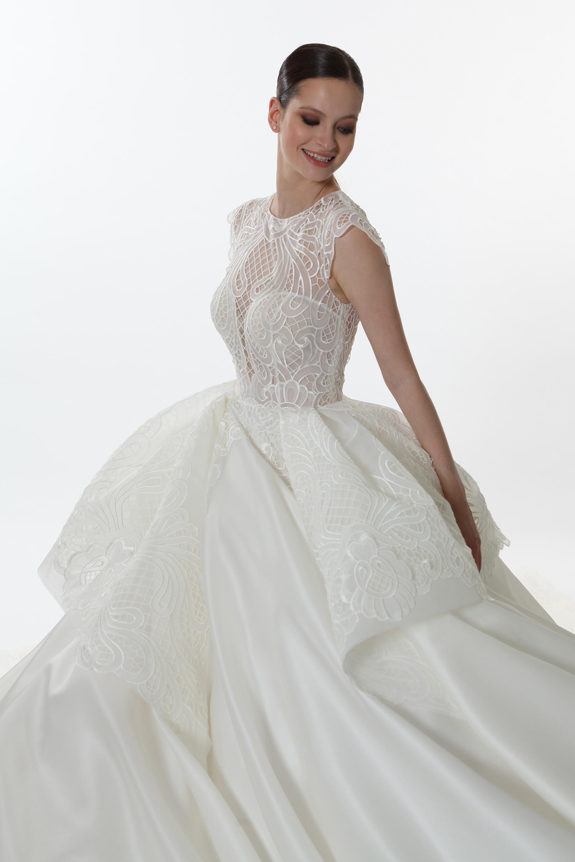 V1262 Urano - Valentini Vestito da sposa