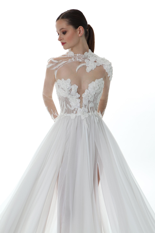 V1264 Nettuno - Valentini Vestito da sposa