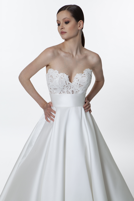 V1266 Marte - Valentini Vestito da sposa