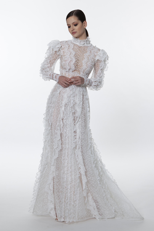 V1269 Fresia - Valentini Abiti da sposa