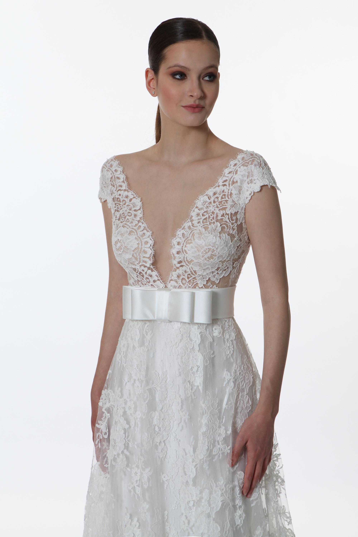 V1280 Zenzero - Valentini Vestito da sposa