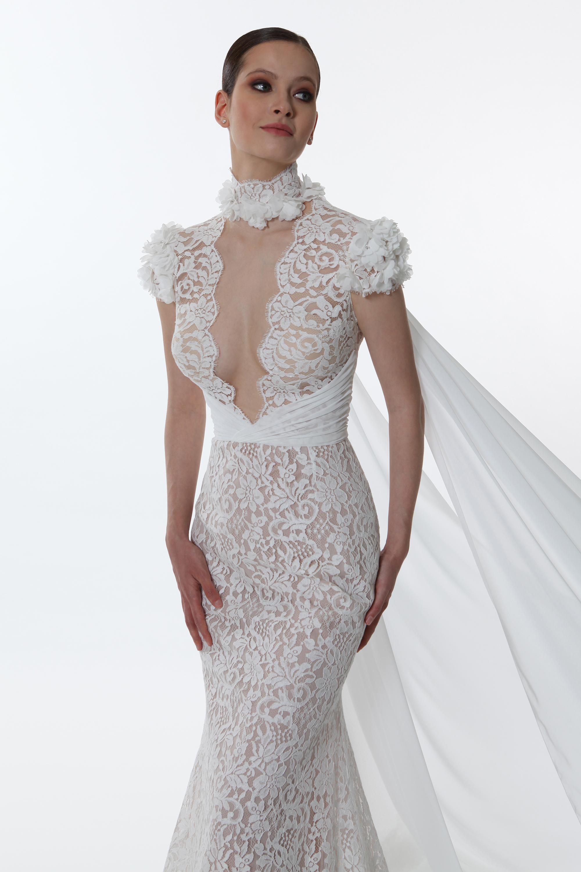 V1281 Stella - Valentini Vestito da sposa