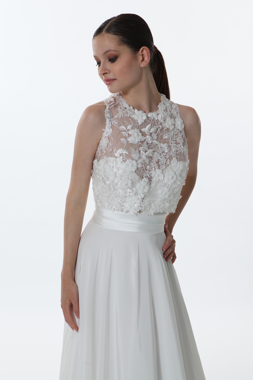 V1282 Paola - Valentini Vestito da sposa