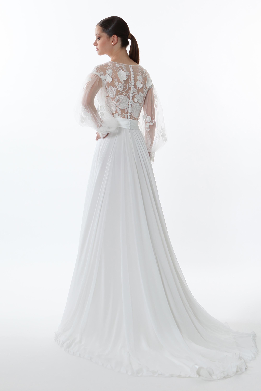 V1284 Emma - Valentini Abiti da matrimonio